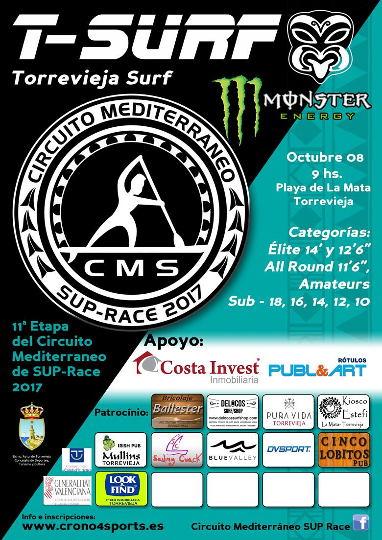 sup race torrevieja surf