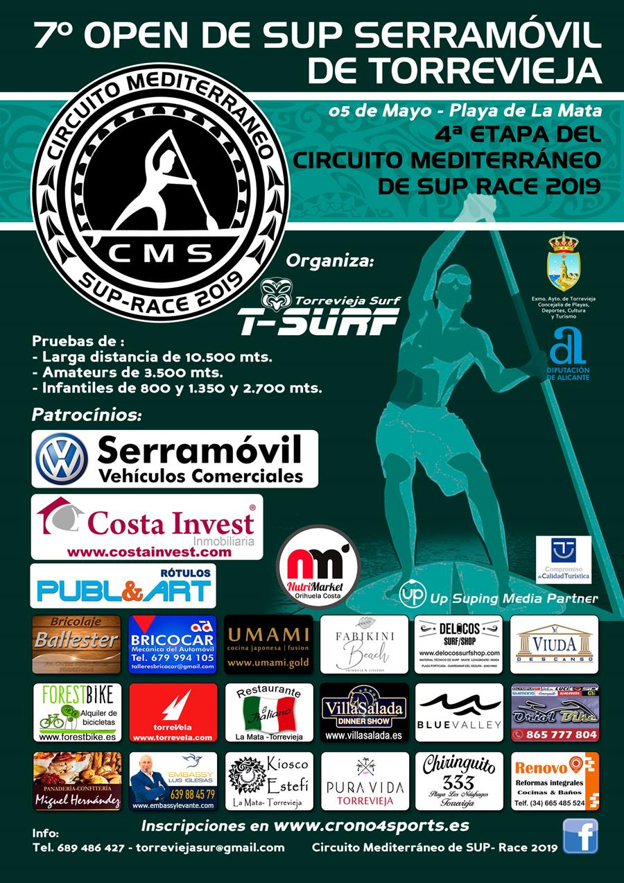 sup race torrevieja